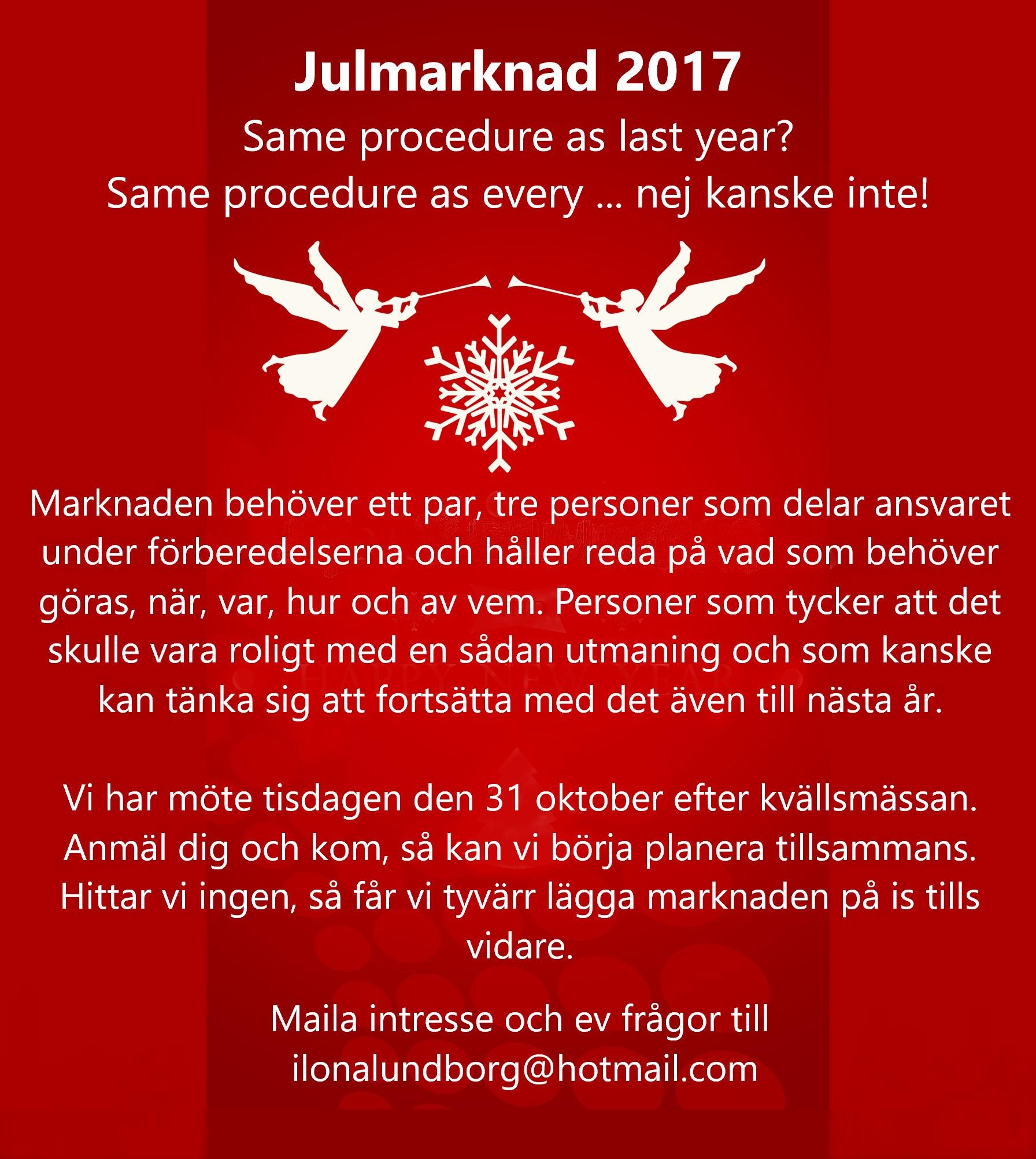 Julmarknad_annons
